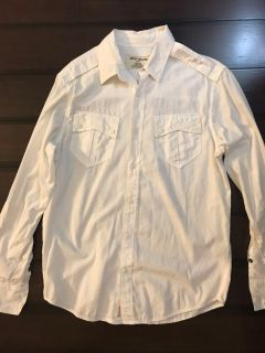 DKNY East Village dress shirt. Small. White.