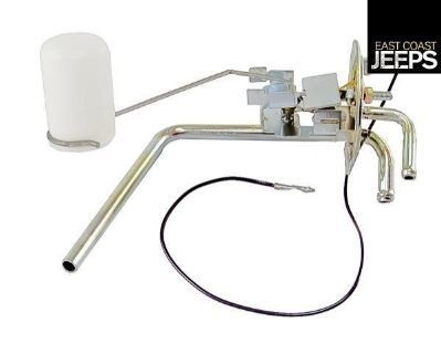 Find 17724.04 OMIX-ADA Fuel Sending Unit, 66-71 Jeep CJ Models, by Omix-ada motorcycle in Smyrna, Georgia, US, for US $39.21