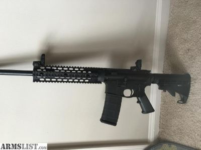 For Sale: Smith and Wesson AR15 Tactical