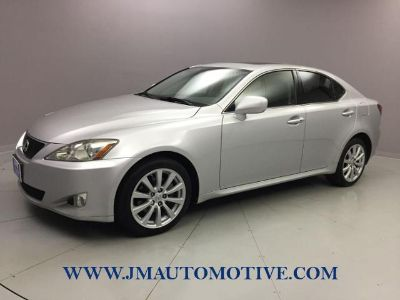 2008 Lexus IS 250 Base (Tungsten Pearl)