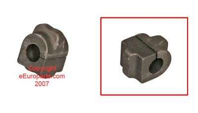 Purchase NEW Proparts Swaybar Bushing (inner) 61439389 Volvo OE 1229389 motorcycle in Windsor, Connecticut, US, for US $5.75