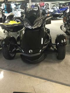 2015 Can-Am Spyder ST SE5 3 Wheel Motorcycle Motorcycles Zulu, IN