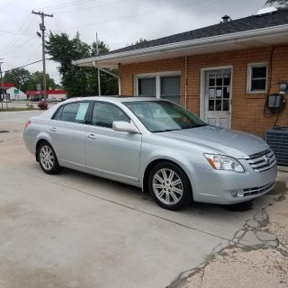 2007 Toyota Avalon XL (SILVER)