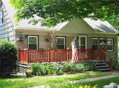 235 Haley Road LEDYARD Three BR, Lovely landscaping surrounds