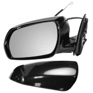 Sell 05-07 Nissan Murano Smooth Black Power Door Mirror Left LH Driver Side motorcycle in Gardner, Kansas, US, for US $59.95