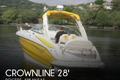 2006 Crownline 270 CR Cruiser Cuddy