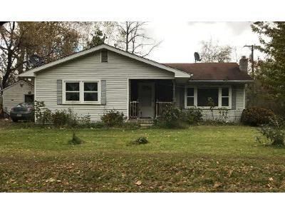 3 Bed 1 Bath Foreclosure Property in Carsonville, MI 48419 - Church Road