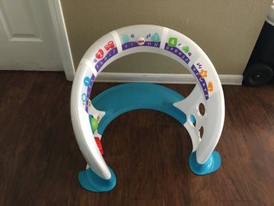 Fisher price learning toy
