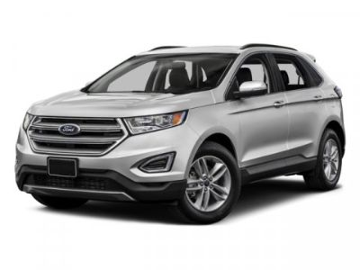 2015 Ford Edge Titanium (White)