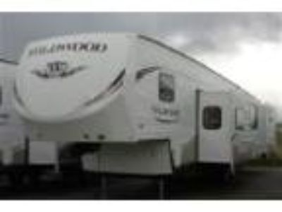 Used 2015 Forest River Wildwood For Sale