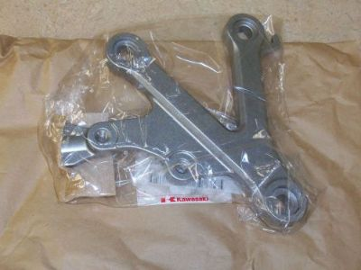Buy NEW OEM KAWASAKI RIGHT FOOTPEG FOOT PEG BRACKET 2003 2004 ZX636 ZX 636 600 K1 M1 motorcycle in Ellington, Connecticut, United States, for US $95.00