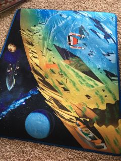 Miles from Tomorrowland play mat from Disney store