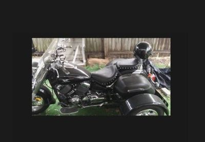 2008 Yamaha Xvs650-V-Star-Custom-