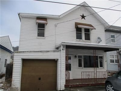 4 Bed 2 Bath Foreclosure Property in Dunlevy, PA 15432 - Walnut St