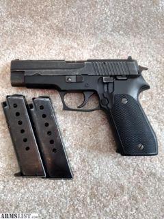 For Sale/Trade: West German SIG Sauer P220