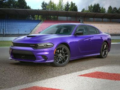2019 Dodge Charger R/T Scat Pack (Pitch Black Clearcoat)