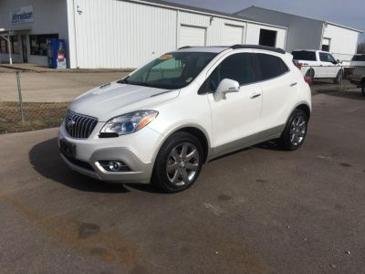 2014 Buick Encore Convenience (White)