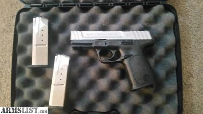 For Sale: Smith & Wesson SD40VE