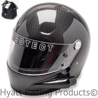 Buy Pyrotect SA2015 Pro Airflow Side Forced Air Helmet - All Sizes / Carbon Fiber motorcycle in Bend, Oregon, United States, for US $879.00