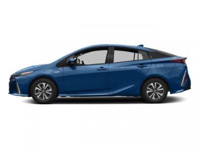 2018 Toyota Prius Prime Advanced (Blue Magnetism)