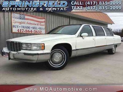 Used 1994 Cadillac Fleetwood for sale