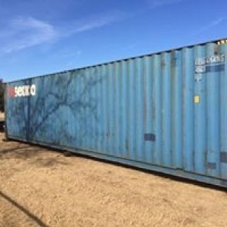 BLOW OUT SALE! 40' Cube Shipping Containers! Get one before they're gone!