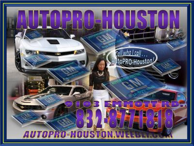 AutoPRO-Houston Mobile Mechanics