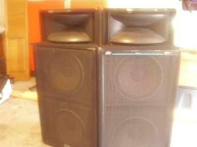 Peavey SP-4  Speakers