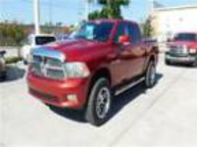 2009 Dodge Ram 1500 Laramie Red Dodge RAM 1500 with 81,920 Miles available now!