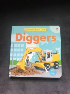 Larger board book