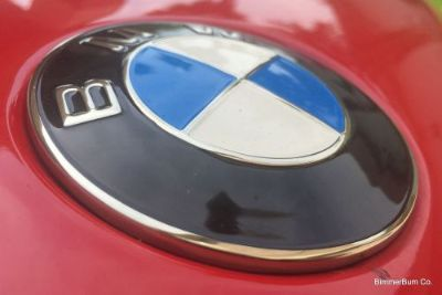 Sell Genuine BMW Metal Hood Emblem Roundel E46 323i 323ci 328i 328ci 325i 325ci 325xi motorcycle in Orlando, Florida, United States, for US $47.99