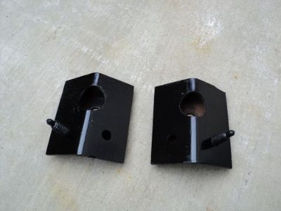 Find 1964 1965 1966 Ford Thunderbird Motor Mount Brackets 390 428 Big Block Engine motorcycle in Rocklin, California, United States, for US $50.00
