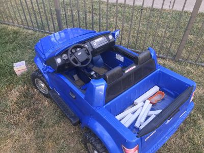 Ford 150 battery operated truck