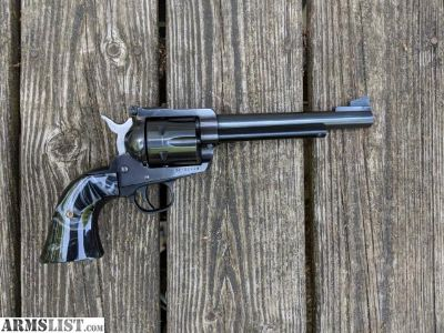 For Sale: Ruger New Model Blackhawk 357/9mm 6.5""