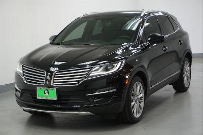 2017 Lincoln MKC Reserve (black)
