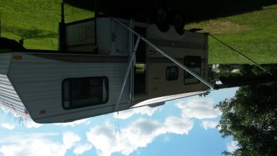 21' jayco fifth wheel camper