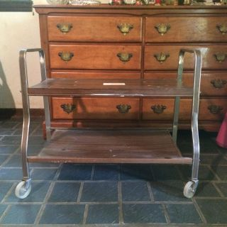 Table with Wheels ***SWAP ONLY***
