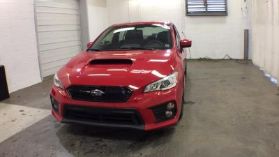 2019 Subaru WRX Premium (Pure Red)