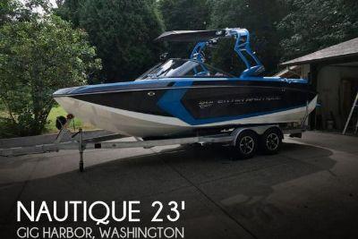 2016 Nautique Super Air Nautique G 23