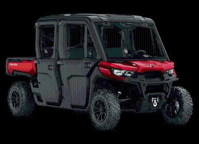 2018 Can-Am Defender MAX XT CAB HD10 Side x Side Utility Vehicles Woodinville, WA