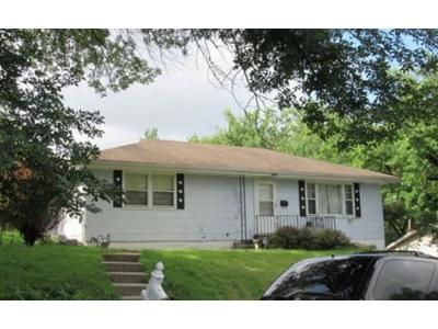 2 Bed 1 Bath Foreclosure Property in Independence, MO 64052 - E 13th St S