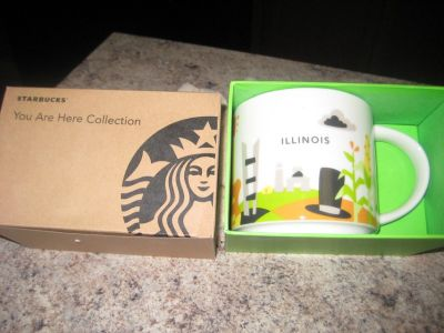 Starbucks Illinois Mug