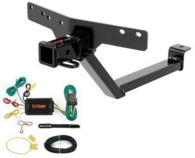 Buy Curt Class 3 Trailer Hitch & Wiring for 04-06 BMW X5 motorcycle in Greenville, Wisconsin, US, for US $200.20