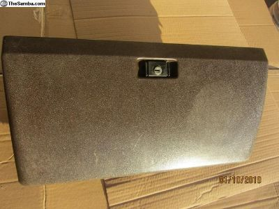 vanagon brown glove box K-1