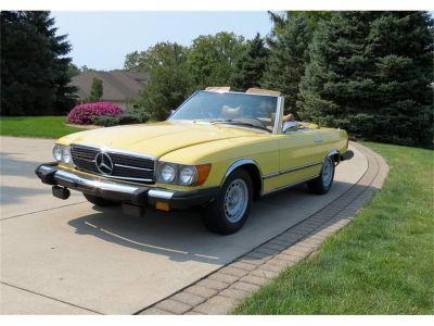 1975 Mercedes-Benz 450