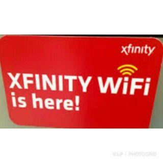 $20, Xfinity Wifi