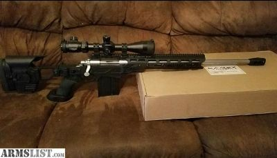 For Sale/Trade: PRS type rifle 300wm