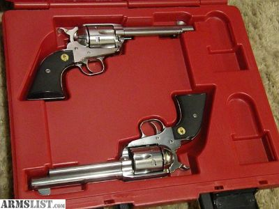 For Sale/Trade: RUGER VAQUER SASS MATCHED PAIR