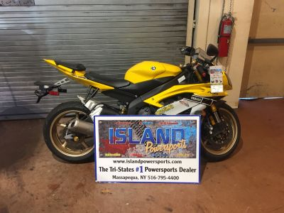 2016 Yamaha YZF-R6 SuperSport Motorcycles Massapequa, NY