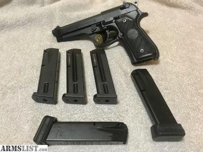 For Sale: Beretta 92FS w/ Extras!